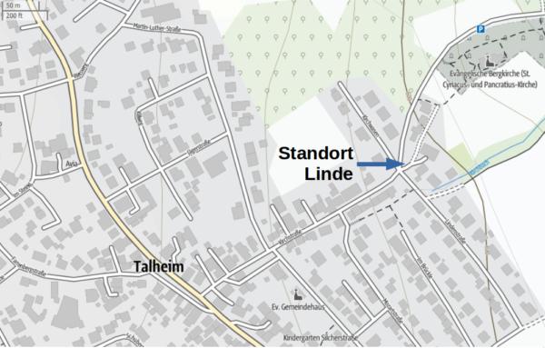 Standort Linde